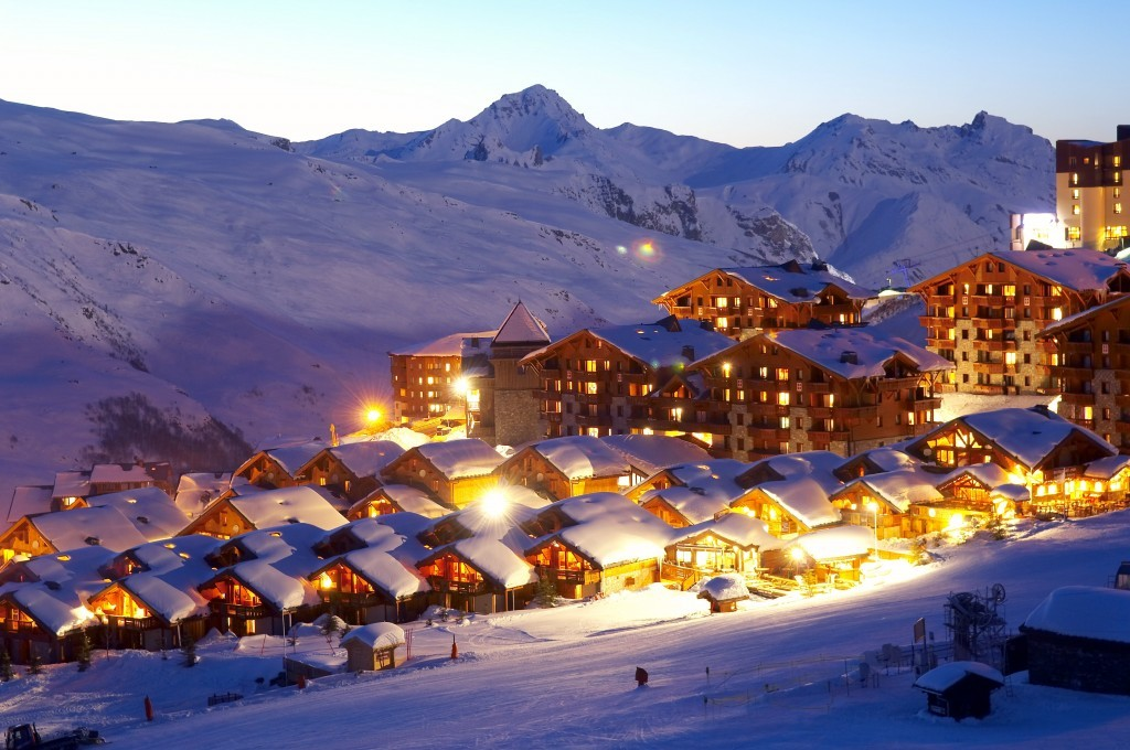 Rental apartments in Andorra in the winter